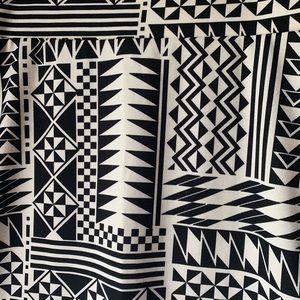 LuLaRoe Skirts - LuLaRoe Cassie Medium. Fun Aztec Design!